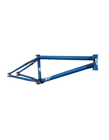"Frame S&M ATF 21"" Trans Blue"