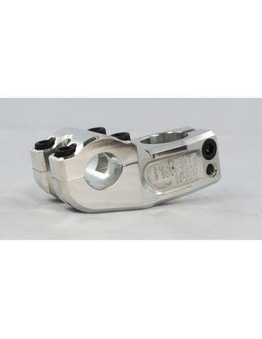 Potence Profile Push Silver 48 mm