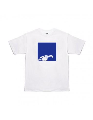 Tee Shirt ANIMAL Cropped Blanc taille S