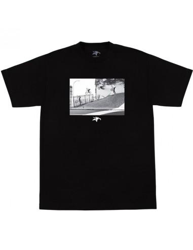 Tee Shirt ANIMAL Wallride Noir taille S